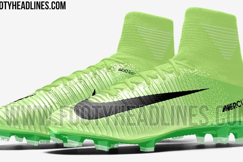 0c8fadcf0 ... inexpensive electric green nike mercurial superfly v 2017 boots leaked  530c3 45580